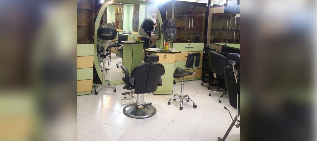 آرایشگاه مریم مختاری
