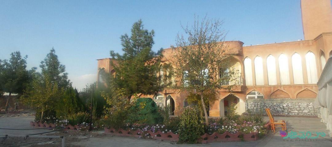 باغ تالار خواجو اصفهان