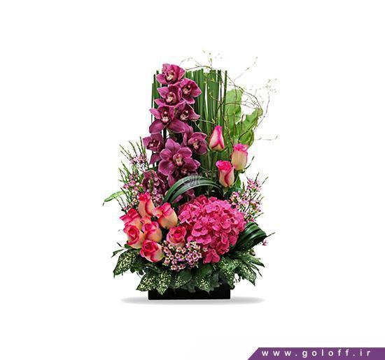 مدل سبد گل خواستگاری | گل آف