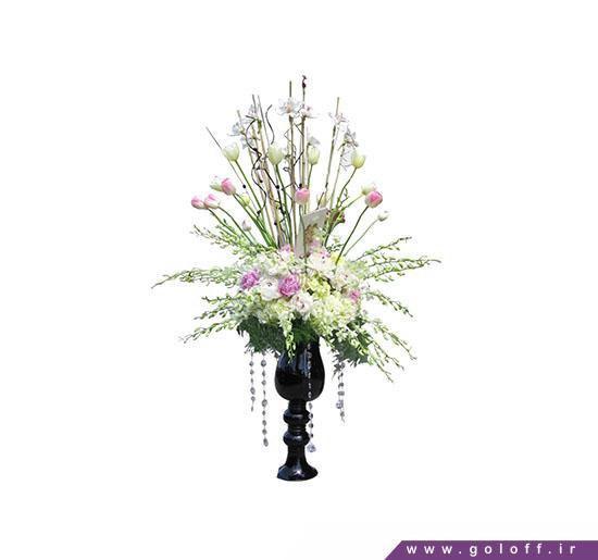 زیباترین سبد گل خواستگاری | گل آف