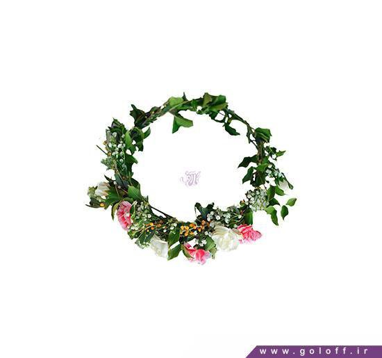 حلقه گل سر - خرید آنلاین گل | گل آف