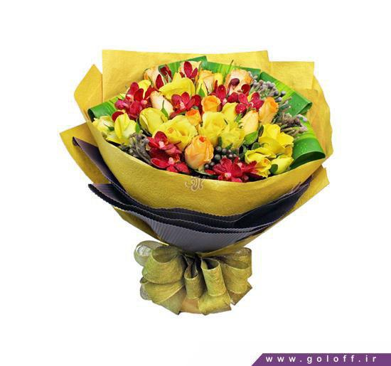 دسته گل ارکیده رز - دسته گل پرفکتا - Perfecta | گل آف