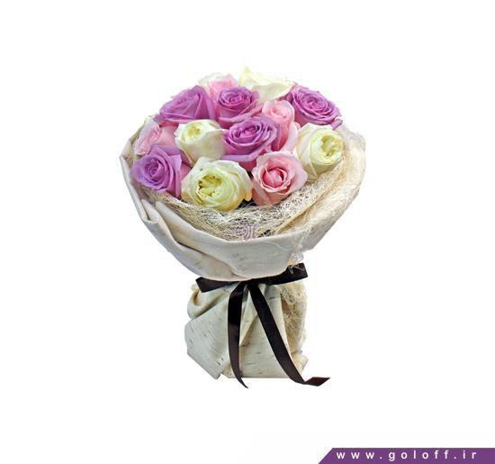 خرید گل رز - دسته گل اورلین - Orlin | گل آف
