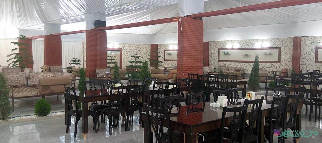 رستوران و سفره سرای سید اصفهان