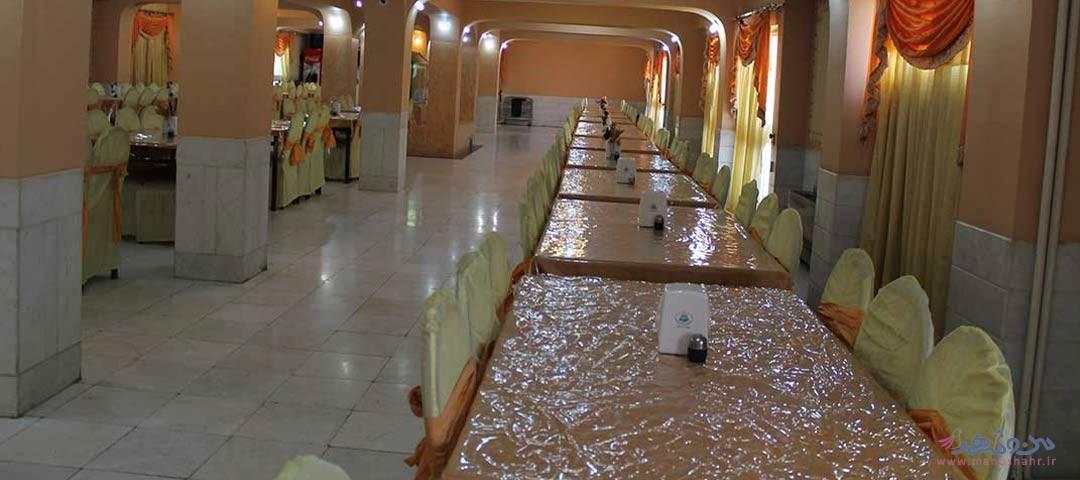 تالار یاس سفید اصفهان - سالن پذیرایی 1