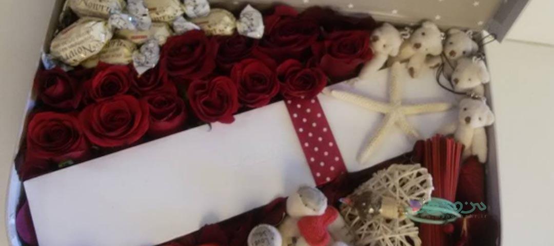 گل فروشی نوژانو