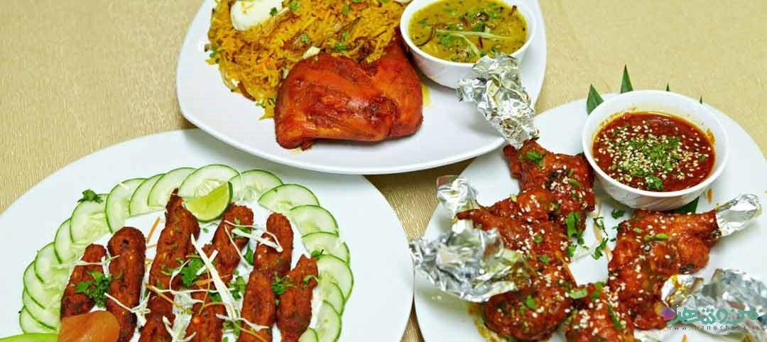 رستوران امجد اصفهان