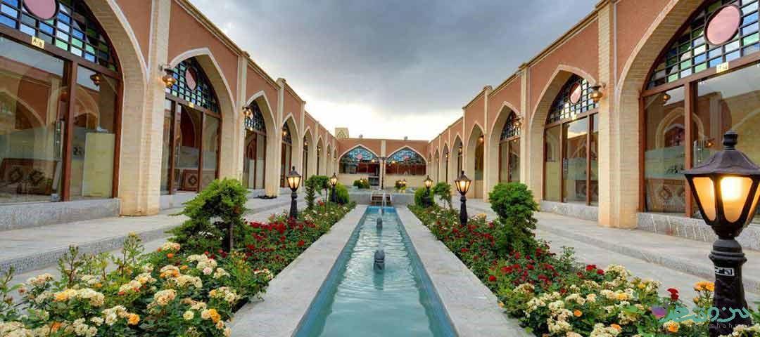 سفره خانه جم نشین اصفهان