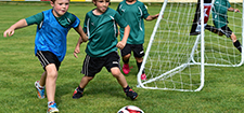 مدرسه فوتبال آبی پوشان