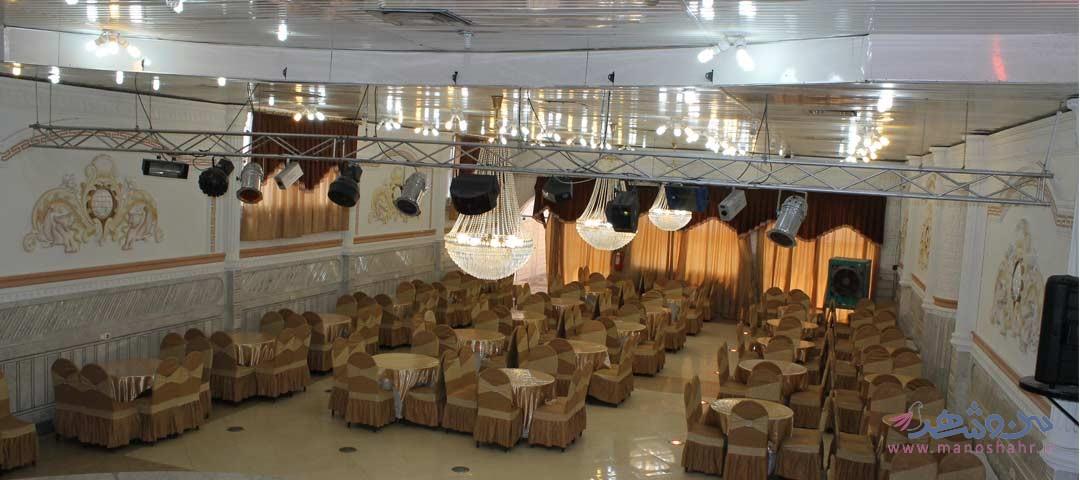 تالار قصر سفید اصفهان