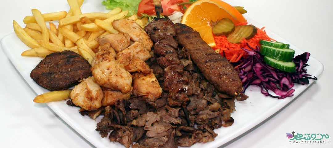 کترینگ طبخ غذای خراسانی