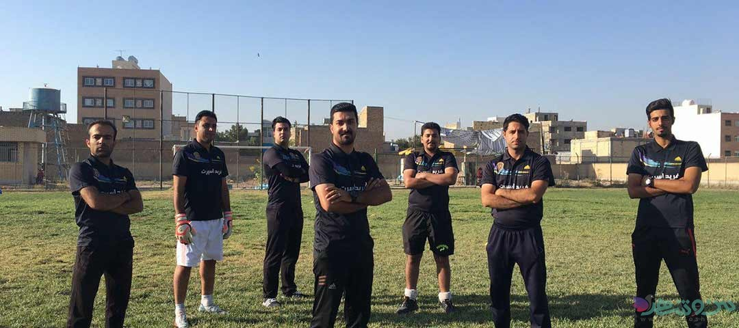 مدرسه فوتبال نمونه اصفهان