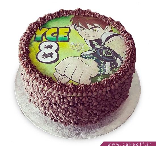 تبلیغات - سفارش اینترنتی کیک