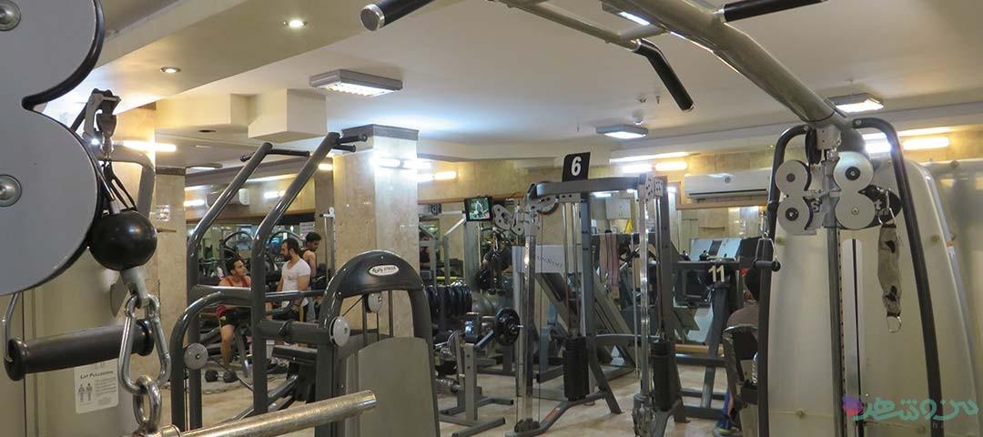 باشگاه بدنسازی انرژی اصفهان