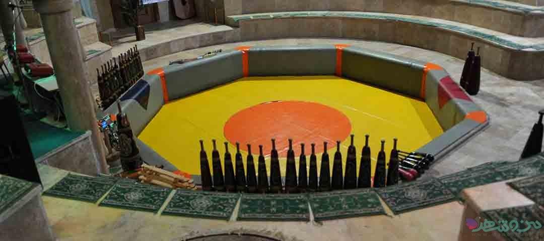 هیأت ورزش پهلوانی اصفهان