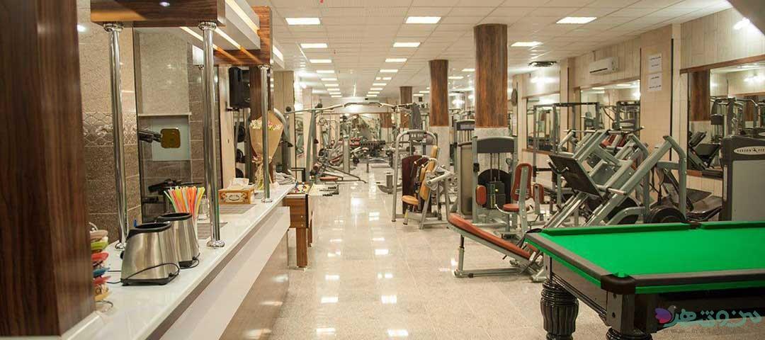 سالن بدنسازی پاسارگاد | شاهین شهر