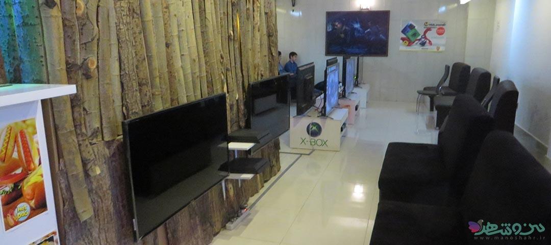 باشگاه بیلیارد اریکه ۲ اصفهان