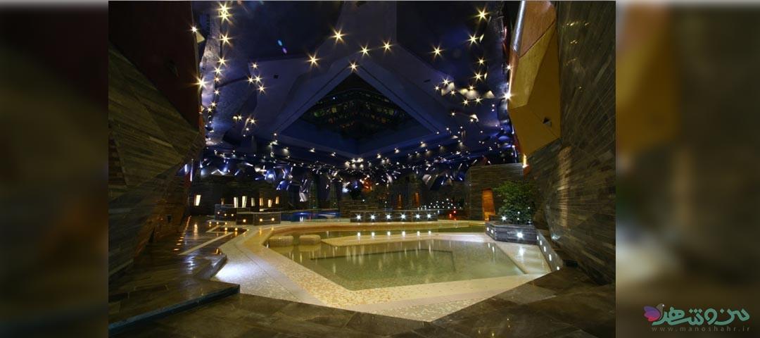 استخر آبسار اصفهان