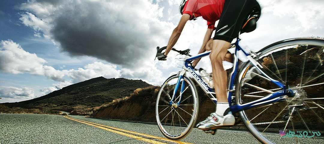 پیست دوچرخه سواری مجموعه کوثر ملک شهر