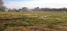 زمین چمن مجموعه ورزشی کردآباد