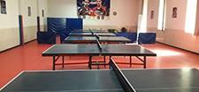 سالن تنیس روی میز آزادی