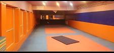 سالن رزمی شهدای کردآباد