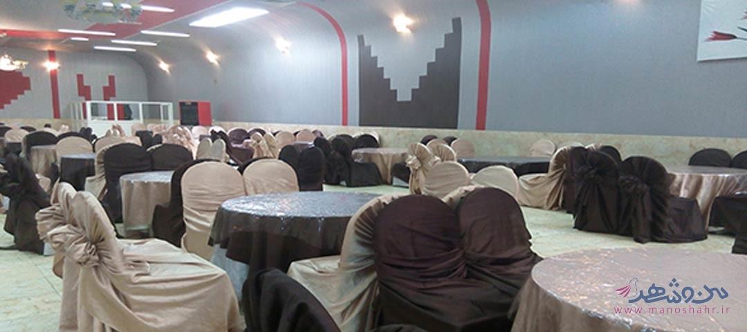 تالار قصر شب اصفهان