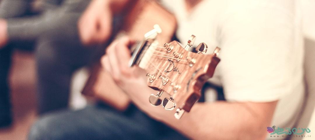 آموزشگاه موسیقی سازک