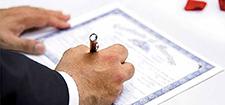 دفتر ثبت ازدواج حسام سارنج