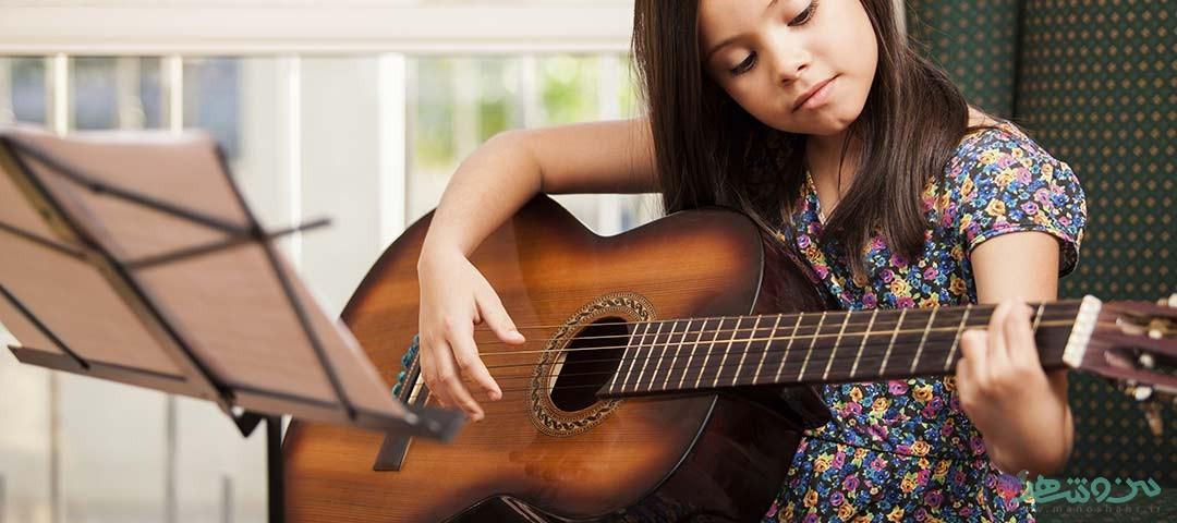 آموزشگاه موسیقی دستان