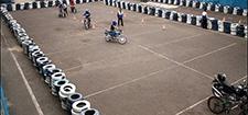 آموزشگاه رانندگی موتور سیکلت ارغوان