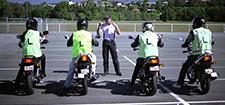 آموزشگاه رانندگی موتور سیکلت ایرانیان