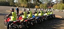 آموزشگاه رانندگی موتور سیکلت تندر