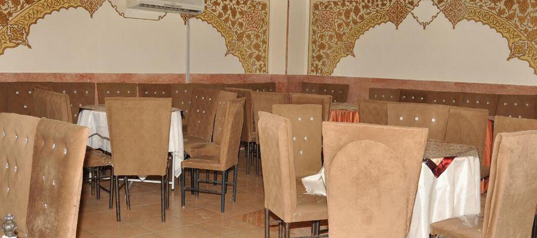 تالار فانوس طلایی کیش اصفهان
