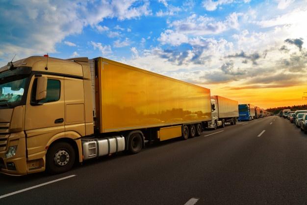 حمل بار با انواع کامیون