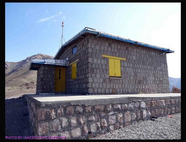 پناهگاه خشچال قزوین