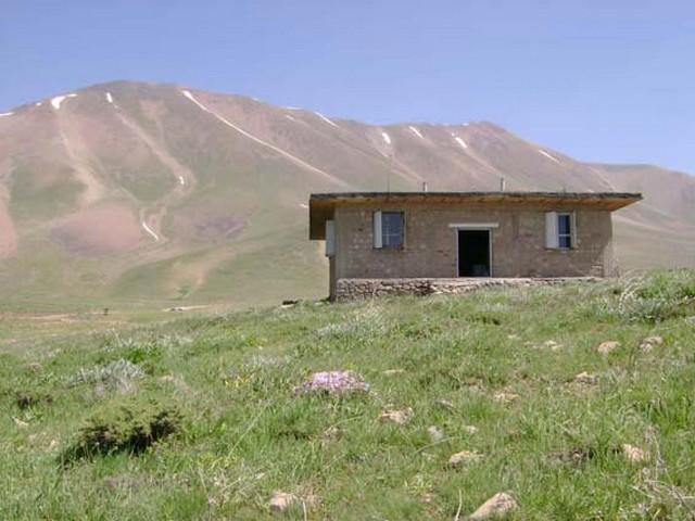 پناهگاه سهند آذربایجان شرقی