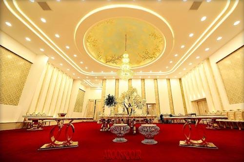 تالار مجلل دیپلمات اصفهان