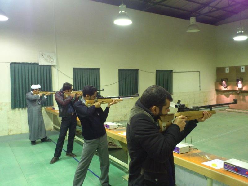 باشگاه تیراندازی شهدای هاتف اصفهان