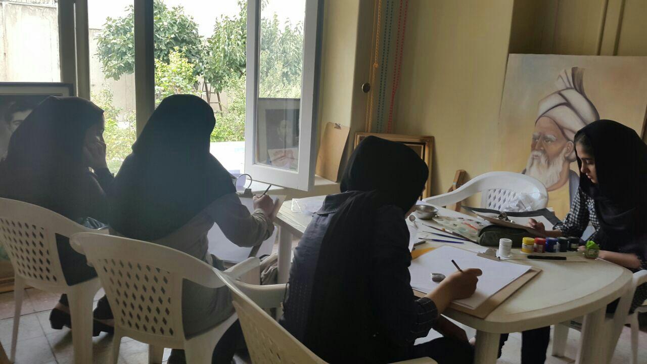 آموزشگاه هنرهای تجسمی نور وسایه
