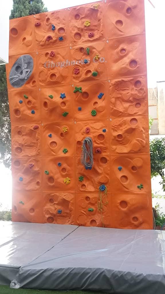 %۱۲ تخفیف آموزش صخره نوردی