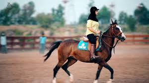 ۲۰% تخفیف آموزش متوسطه اسب سواری