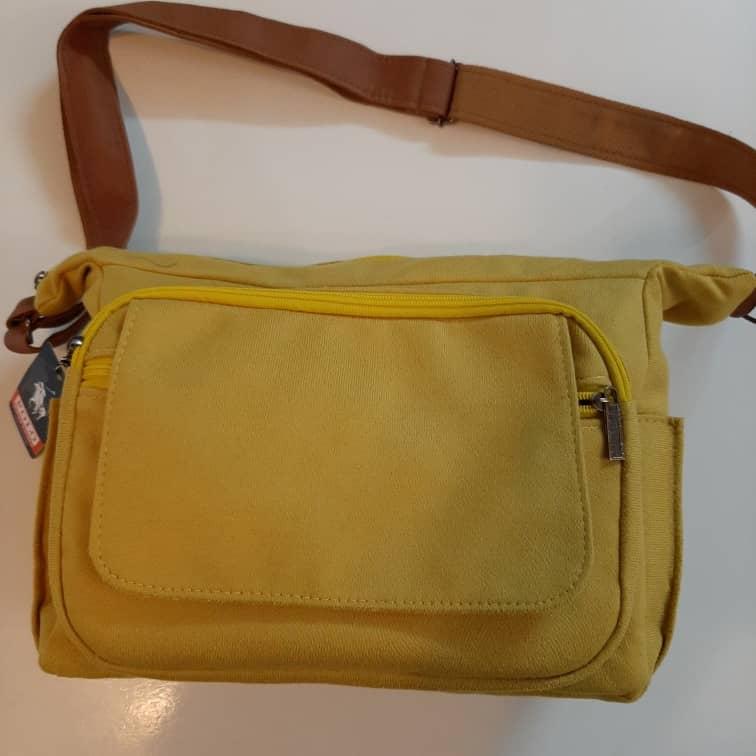 کیف پارچه ای یه ور زنانه